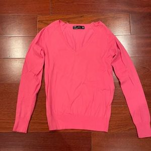 Zara Pink Pullover Sweater